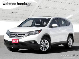 2014 Honda CR-V EX Back Up Camera, FWD, Heated Seats and more!