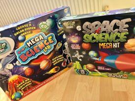 2 brand new science lab kits