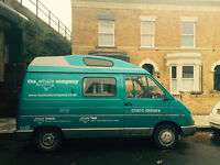Great converted RENAULT TRAFIC for quick sale