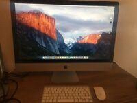 "Apple iMac 27"" 2011 1TB 4GB ** cheapest around **"