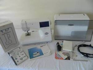 Janome Memory Craft 9000 Sewing Machine Computerised Embroidery Currumbin Gold Coast South Preview