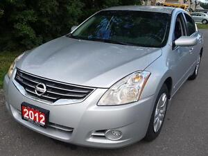 2012 Nissan Altima 2.5 S Loaded,MINT SHAPE,financing  available