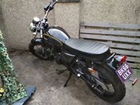 Herald Classic 250 motorcycle