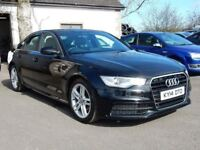 2014 Audi A6 S-Line 2.0 tdi automatic with only 57000 miles, motd march 2019