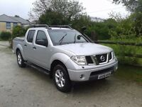 NISSAN NAVARA 2006 2.5 DCI OUTLAW DOUBLE CAB WITH EXTRAS