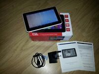 """EGL 7"""" Touch Screen Android Tablet 8GB Boxed"""