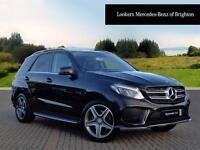 Mercedes-Benz GLE Class GLE 350 D 4MATIC AMG LINE PREMIUM (black) 2016-01-22