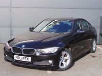 BMW 3 SERIES 2.0 LITRE DIESEL SALOON QUICK SALE DUE TO WIFE BEING PREGNANT AGAIN!! £6.225