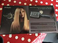 Babyliss heated brush