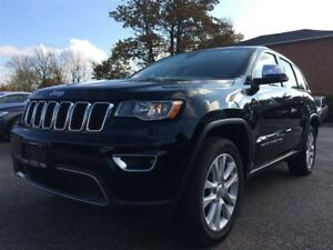 2017 Jeep Grand Cherokee Limited**NAV**ROOF**HEATED SEATS/STEERI