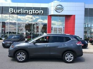 2014 Nissan Rogue SV, 7 PASS, NAVi, ACCIDENT FREE