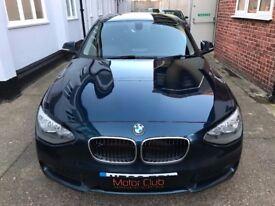62 PLATE - 2012 - BMW 1 Series 1.6 116d EfficientDynamics Sports Hatch 5dr