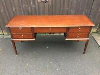 Mahogany Dressing Table ( Can Deliver )