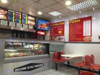 VERY BUSY TAKEAWAY FOR SALE IN FALLOWFIELD HART OF THE STUDENT AREA BEST LOCATION IN MANCHESTER