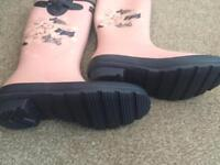 Womens NEW Radley Wellies / Wellington Boots size 6