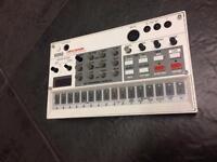 Korg volca sample drum machine sampler midi out