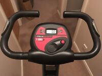 Exercise bike as new!