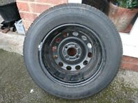 Michelin Enery Tyre - Unused Spare 185/65/R14 86T