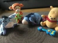 Disney characters £10 each