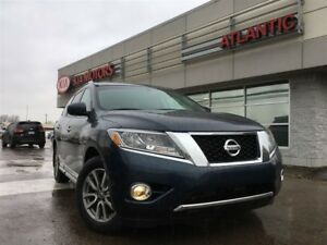 2015 Nissan Pathfinder PLATINUM, LOADED!! LEATHER, ROOF, NAV, 7