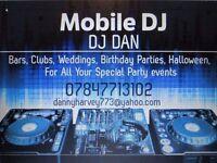 Mobile DJ / Disco Karaoke Hire Nottingham Dj Dan
