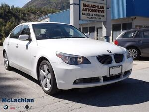 2007 BMW 5 Series 530xi-AWD-FALL SAVINGS !
