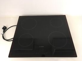 Bosch PIA B Ceramic Induction Hob – Black Glass