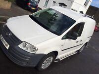 Volkswagen Caddy 2.0 SDI PD C20 Panel Van NEW 12 MONTHS MOT £2