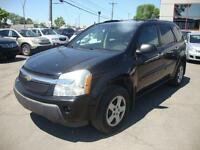2005 Chevrolet Equinox LS FWD black
