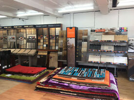 LARGE DISCOUNT ON CARPET, LAMINATE FLOORING AND CUSHIONED VINYL (50% OFF)