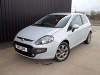 2011 Fiat Punto Evo 1.4 8v GP 3dr (start/stop) 2KeysService History, 1 Previous Owner, May Px