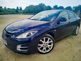 Mazda6 tamura, reliable car, good mpg, new MOT,possible swap to petrol car only