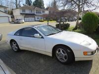 Classic Car -1990 Nissan 300ZX Hatchback