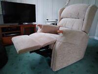 Armchair- HSl- excellent condition- £75.