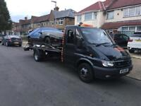Recovery service in and around cambridge or even just move a car from A to B