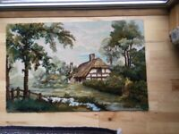 Wallhanging Picture Rug/Rug