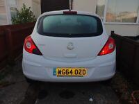 Vauxhall, CORSA, Hatchback, 2014, Manual, 1229 (cc), 3 doors