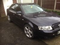 Audi A4 1.8T sell or swap make me a offer