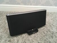 Sony RDP-X200iPN iPod, iPhone wireless Bluetooth speaker dock.