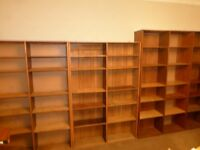 1 Wooden Bookcase for Sale