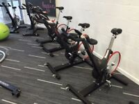 Used & Refurbished Keiser M3 Indoor Cycles / bikes