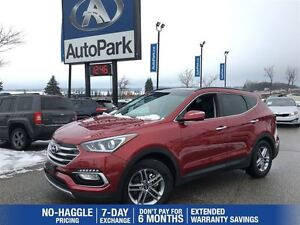 2017 Hyundai Santa Fe Sport 2.4 SE | Bluetooth | Heated Leather