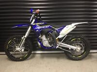 2016 SHERCO SE 300 R ENDURO BIKE