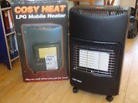 cosy heat lpg gas heater