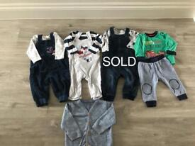 6-9 months boys clothes