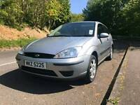 Ford Focus 1.6 **full mot** **new timing belt** 2004(astra a3 a4 mondeo fiesta golf corsa clio)