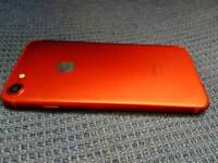 iphone 7 128gb RED EDITION unlocked PAYG