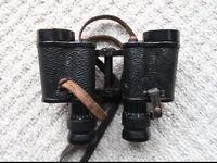 WW2 field binoculars