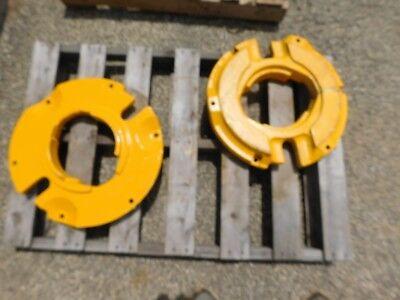 John Deere 720 730 820 830 Standard Tractor Wheel Weights F1592r 03087