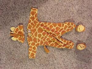 Infant Giraffe Costume
